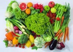 Handling fruits and vegetables