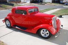 Classic Car/Antique Auto Insurance