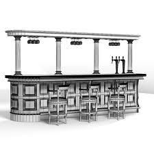 Bar Equipment Renting Service