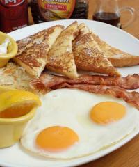 Hot Stuff Breakfast
