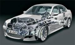 BMW Recommended Services
