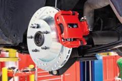 Brakes, Steering & Suspension Services