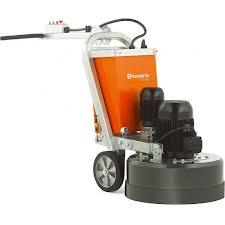 Concrete Floor Grinder, Electric 2-wheel, Edco  - Renting