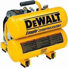 Air Compressor - 2HP Dewalt Rent