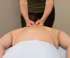 Rhythmic Deep Tissue Massage