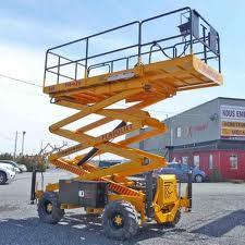 Aerial Equipment Rent