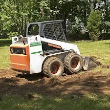 Landscaping Equipment Rent