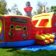 Rental of the Family Amusement