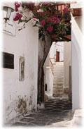 Athens, Mykonos and 4 Day Cruise