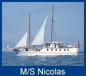 Greek Island yachting