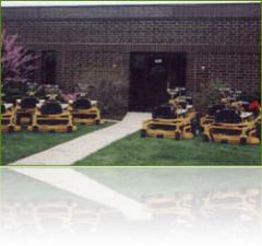Multi-family home landscaping