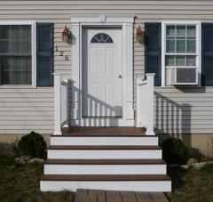 Decks, Porches & Stairs