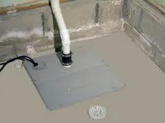 BASEMENT WATERPROOFING by Radiation Data