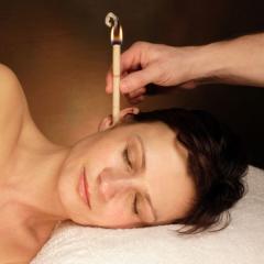 Allergy Ear Candling/Reiki