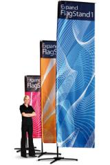 Outdoor Expand FlagStand 1