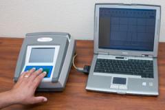 Live Scan Fingerprinting.