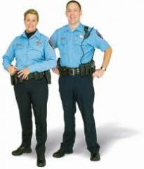 Uniformed Security Guard Services