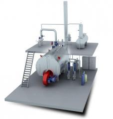 High Pressure Boiler Plants