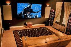 Media / Theater Rooms