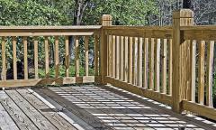 Custom Wood Decks
