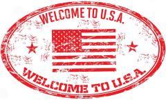 Работа по туристической визе в США.