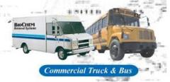 HVAC Systems for Commercial Trucks and Buses