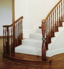 Stairways, Railings