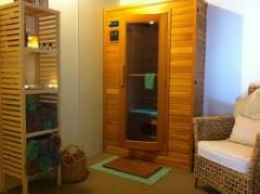 Therapeutic Far-Infrared Sauna