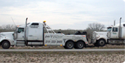 24 Hour Heavy Duty Towing