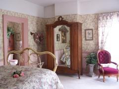 Tiffany Rose room