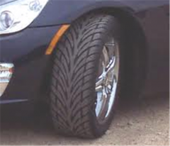 Installed Tires