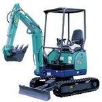 Excavators Rental