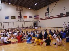 Girl Basketball Camp