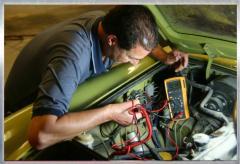 Electrical System Diagnosis & Repair
