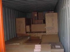 Import Break Bulk, Warehousing, and Distribution