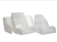 Rotational Molded Seats