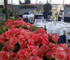 Restaurant Floral Design