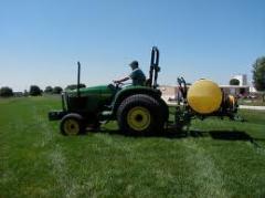 Lawn Chemical Program