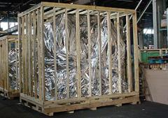 Worldwide crating solutions