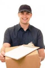 On Demand and Scheduled Courier Services