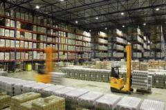 Warehousing Crating & Packing