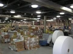Consolidation & Warehousing