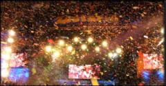 Confetti / Streamers Show