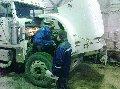 Truck repair service