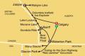 Canadian Rockies and Glacier Park Tours