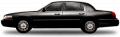 Lincoln Town Car L Series Sedan (1-3 passengers