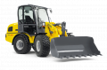 Wheel Loaders: bucket capacity 0.92 - 2.35yd³ Rental