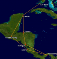 Journey to Central America Tour