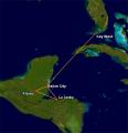 Journey to Belize, La Ceiba, & Tikal Tour