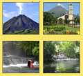 Arenal Volcano Hike & Hot Springs Tour